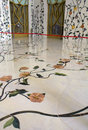 Free United Arab Emirates. Abu Dhabi. The Interior Of The White Mosque. Royalty Free Stock Image - 30934796