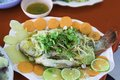 Free Steamed Fish Stock Image - 30935591