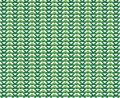 Free Green Triangular Waves Royalty Free Stock Photography - 30936077