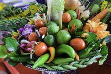 Free Beatiful Vegetable Royalty Free Stock Image - 30931926