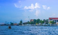 Free Wat Arun Stock Photos - 30932273
