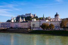 Free Salzburg Roofs Stock Photo - 30935070