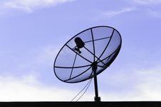Free Satellite Dish Royalty Free Stock Photos - 30935158