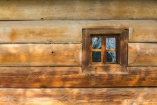 Free Old Wooden Window Stock Photography - 30935212