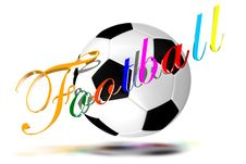 Free Football 3D Royalty Free Stock Image - 30938116