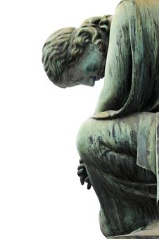 Free The Statue Of The Goddess Hera In Greek Mythology, And Juno In R Royalty Free Stock Image - 30939406