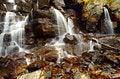 Free Waterfall Wide Angle Royalty Free Stock Photo - 30941805