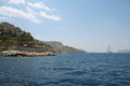 Free Sunny Day In The Harbour Of Hydra Island, Greece Stock Image - 30949211