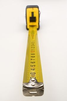 Free Measuring Tape. Royalty Free Stock Images - 30940139