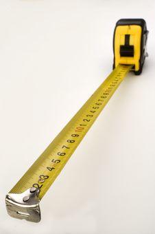 Free Measuring Tape. Royalty Free Stock Image - 30940146