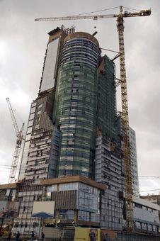 Free Construction. Stock Image - 30940311