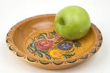 Free Green Apple. Stock Photography - 30940512