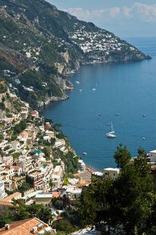 Free Amalfi-Coast, Italy Royalty Free Stock Photography - 30940927