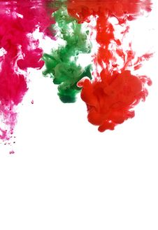 Free Abstract Ink In Water Stock Photo - 30945920