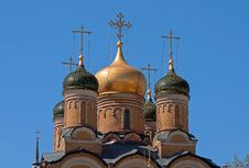 Free Moscow Church Stock Photos - 30946383
