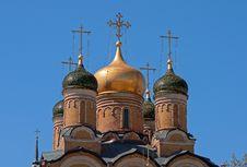 Moscow Church Stock Photos
