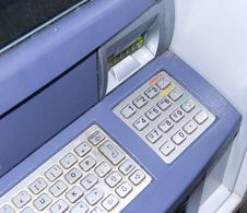 Free Cash Point Royalty Free Stock Images - 30947489