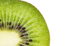 Free Kiwi Fruit Isolated Royalty Free Stock Photos - 30952978