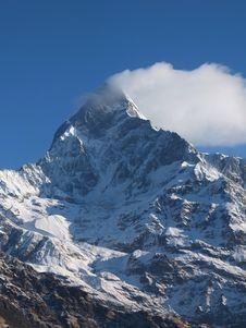 Free Annapurna Himalaya, Nepal Stock Images - 30957404