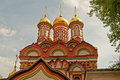 Free Moscow Church Royalty Free Stock Photo - 30961975