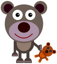 Free Bear With A Bear Stock Photos - 30975543