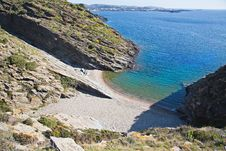 Free Cala De Sa Cebolla Royalty Free Stock Photos - 30974118