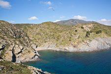 Free Sa Cebolla Cadaques Spain Stock Photography - 30974592