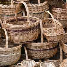 Free Baskets Royalty Free Stock Image - 30979566