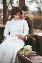 Free Bride And Groom Together Stock Photography - 30989422