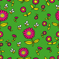 Free Floral Pattern Stock Photo - 30990160