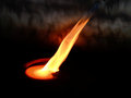 Free Flame. Royalty Free Stock Photo - 30997855