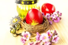 Free Easter Egg Royalty Free Stock Photo - 30991085