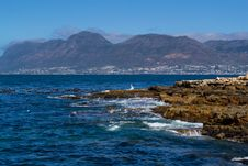 Free Kalk Bay To Simons Town Cape Town South Africa Stock Images - 30995134