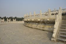Free Circular Mound Altar, Temple Of Heaven Royalty Free Stock Photo - 30995565