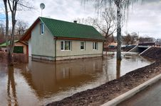 Free Flood Stock Images - 30995724