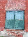Free Green Doors, Red Bricks Stock Photos - 312193