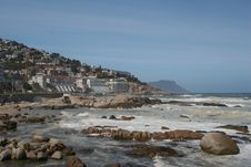 Free View On Cape Town Royalty Free Stock Images - 310009