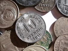 Free Coins Stock Photos - 310803