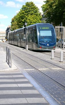 Tramway Royalty Free Stock Images