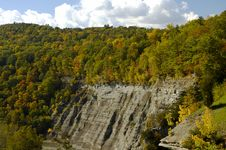 Free Autumn Atop The Gorge Stock Photos - 312023