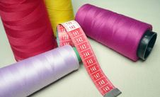 Free Tailor,to Sew,thread Stock Photos - 312343