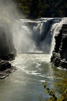 Free Canyon Waterfall Stock Photo - 312720