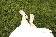 Free My Feet Stock Image - 314161