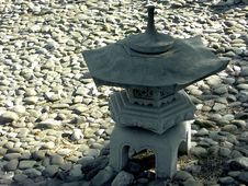 Free Japanese Lamp 1 Stock Photos - 314543