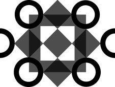 Ornate Design Royalty Free Stock Image