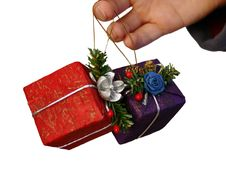 Free Presents Stock Photography - 315072