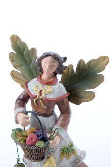 Free Pilgrim Angel - Close Up Stock Photo - 315400