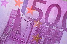 Free 500€ Stock Image - 316741