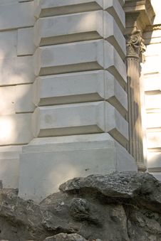 Free Column Stone Corner Stock Images - 317424