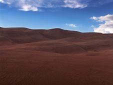 Free Desert Landscape Royalty Free Stock Image - 317556